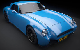 """Huet Brothers Coupe - Xe thể thao """"ăn theo"""" Mazda MX-5"""