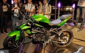 Kawasaki Z250SL - Xe naked bike giá rẻ mới cho Đông Nam Á