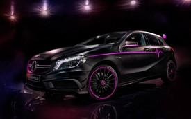 "Mercedes-Benz A45 AMG Erika - ""Điệp vụ báo hồng"""