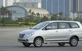 Toyota Việt Nam bất ngờ giới thiệu Innova 2014