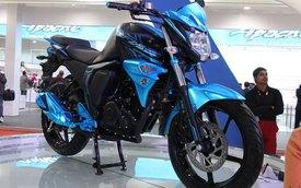 Xe côn tay Yamaha FZ 2014 sẽ tiết kiệm xăng và mạnh mẽ hơn