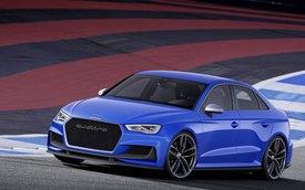 Audi A3 Clubsport Quattro: Mạnh như siêu xe