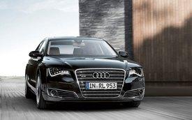 Xe sang Audi A8 sử dụng hộp số 10 cấp hoàn toàn mới