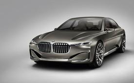 BMW 7-Series thế hệ mới - Xe sang sử dụng vật liệu siêu xế