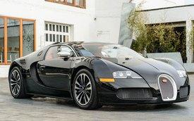 Rapper Drake chán siêu xe Bugatti Veyron được tặng