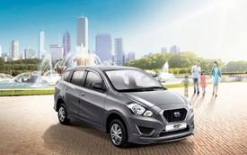 Datsun GO+ Panca - Xe 5 chỗ siêu rẻ mới cho Đông Nam Á