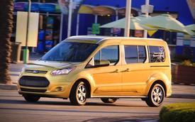 Ford báo giá Transit Connect 2014