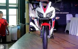 Honda lắp ráp CBR250R tại Indonesia để cạnh tranh với Yamaha R25