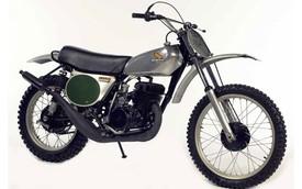 Honda hồi sinh Elsinore với phong cách hoài cổ