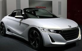 """Honda """"bật đèn xanh"""" cho xe mui trần S660"""