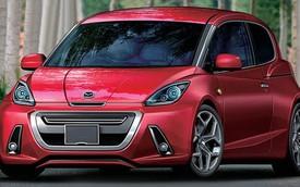 Mazda2 phiên bản cao cấp mới sẽ cạnh tranh với Mini Cooper