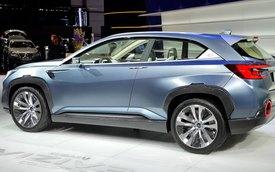 Subaru ưu tiên xe thể thao đa dụng