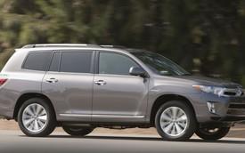 """Phiên bản tiết kiệm xăng của SUV cỡ lớn và xe sang bị """"thất sủng"""""""