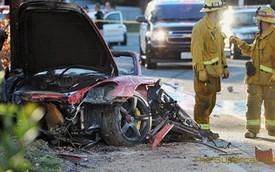 Hãng Porsche bị kiện vì vụ tai nạn thảm khốc của Paul Walker