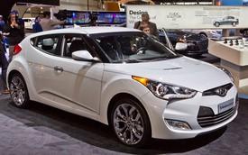Hyundai Veloster Re:Flex Edition đã có giá bán