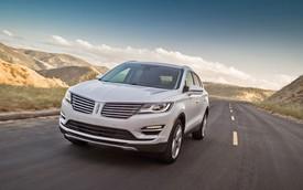 Xe crossover hạng sang Lincoln MKC 2015 mạnh hơn ước tính