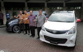 Xe giá rẻ Toyota Avanza thêm sang trọng với bản Luxury