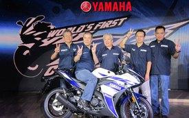 Yamaha ưu tiên xuất khẩu R25 sang Nhật Bản