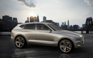 Genesis hé lộ đội hình hoàn chỉnh trong tương lai - Xe Hàn đối đầu Mercedes-Benz không bằng số lượng