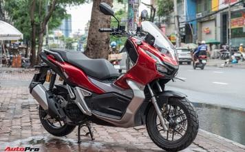Honda ADV 150 bất ngờ giảm giá tại Việt Nam sau hơn 2 tháng mở bán