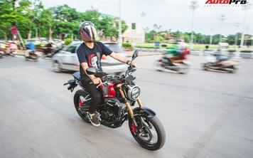 Đánh giá Honda CB150R giá 105 triệu đồng: Đây là lý do xe tự tin định giá đắt hàng đầu phân khúc