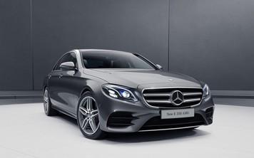 Mercedes-Benz E350 AMG có giá dự kiến 2,89 tỷ đồng - 'tân binh' đe dọa BMW 5-Series, Audi A6 và Lexus ES