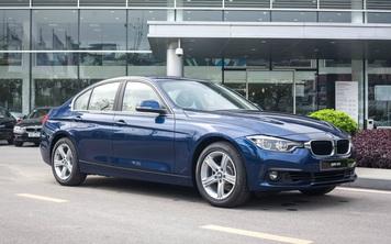 Dọn kho, BMW 320i giảm giá 'kịch khung' 275 triệu đồng: Ngang giá Mercedes-Benz C-Class hàng lướt