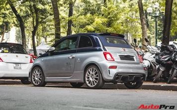 Chi tiết Abarth 695 Rivale siêu hiếm bé như Hyundai Grand i10 nhưng giá hơn 3 tỷ đồng