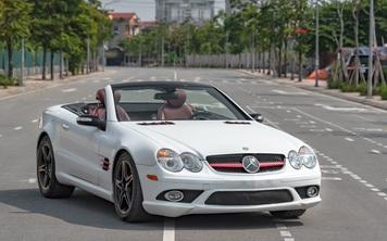 Cảm nhận nhanh 'xe nhà giàu' Mercedes-Benz SL 550 sau 13 năm tuổi: mua gần 400 mã lực với giá Toyota Camry
