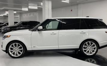 Lộ diện Range Rover thế hệ mới phiên bản kéo dài LWB - 'Biệt thự di động' cho đại gia