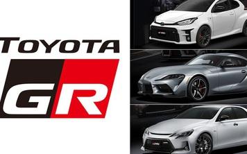 Toyota GR là gì và khác gì với TRD - thứ hay xuất hiện trên nhiều xe ở Việt Nam?