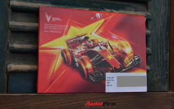 Trên tay vé F1 giá hơn 7 triệu đồng: Chưa 'xịn' như kỳ vọng, chờ 7 tháng mới đến tay