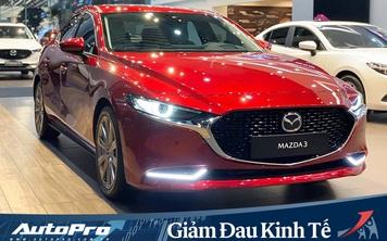 Mazda chơi lớn với loạt xe hot tại Việt Nam: Mazda3 giảm 60 triệu, CX-8 giảm kỷ lục 150 triệu đồng