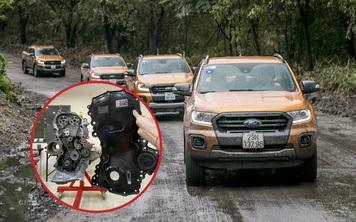 Hiểu đúng về hiện tượng ngấm/rò rỉ dầu trên SUV và bán tải Ford tại Việt Nam