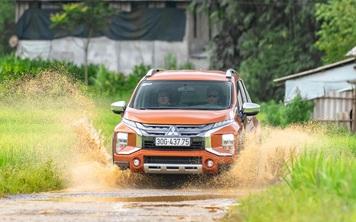 Đánh giá Mitsubishi Xpander Cross: Dư vị gầm cao của 'vua thực dụng'