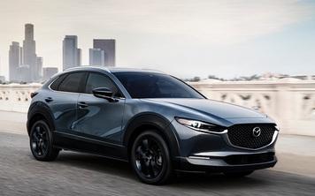 Mazda CX-30 thêm động cơ tăng áp như Mazda3, mạnh hơn nhiều Hyundai Kona