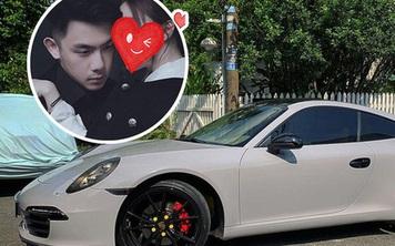 Đến tận giờ này, Tống Đông Khuê và bạn gái vẫn phải lần lượt thanh minh chuyện tặng nhau chiếc xe 5 tỷ