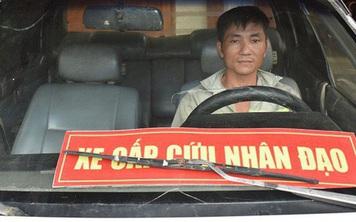 """Chuyến xe """"0 đồng"""" của anh nông dân chở hàng trăm bệnh nhân nghèo đi cấp cứu"""
