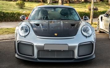 Sau 2 năm về garage, Porsche 911 GT2 RS giá hơn 20 tỷ đồng của doanh nhân Đặng Lê Nguyên Vũ lần đầu tiên lộ diện