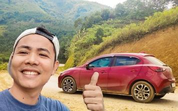 Xuyên Việt hơn 3.500km cùng Mazda2, người dùng đánh giá: 'Bốc, lái hay, tiết kiệm xăng nhưng chật và hơi ồn'
