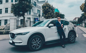 Chán Matiz cũ, nam MC Hà Nội mua trả góp Mazda CX-5 tâm sự: 'Xe này cách âm tốt, nhưng nếu có cơ hội tôi sẽ mua xe đầm chắc hơn'