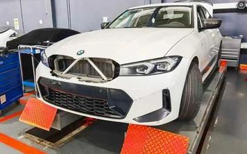 Hình ảnh BMW 3-Series bản nâng cấp bí ẩn đang gây xôn xao trên thế giới hoá ra đã xuất hiện tại Việt Nam từ lâu