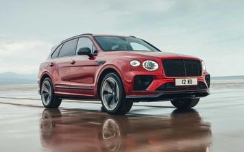 Bentley bán chạy chưa từng có vì đại gia Trung Quốc ồ ạt đổ tiền mua xe xịn