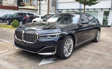 BMW 7-Series xả hàng giảm giá gần 600 triệu đồng tại đại lý, đón đầu cạnh tranh Mercedes-Benz S-Class 2021 sắp ra mắt Việt Nam