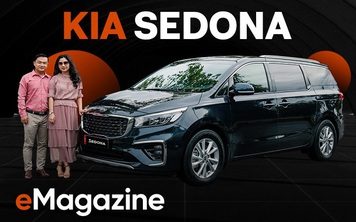 Người dùng đánh giá Kia Sedona: Đích thực xe 7 chỗ cỡ lớn cho gia đình