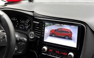 Khám phá công nghệ 3D hỗ trợ lái xe an toàn cho người Việt - Camera 360 3D Safeview LD900