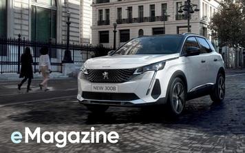 """New Peugeot 3008 – """"Viên ngọc quý"""" đến từ nước Pháp"""