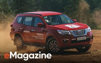 Đánh giá Nissan Terra: SUV 7 chỗ biết chiều chuộng người Việt
