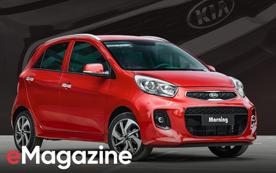 Vì sao người Việt thường chọn Kia Morning khi mua xe lần đầu?