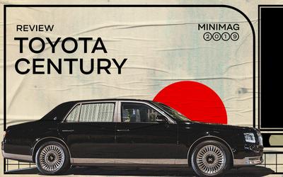 Đánh giá Toyota Century khi hết ga, hết số với 1 bình xăng: Đây không phải 'Rolls-Royce của người Nhật'